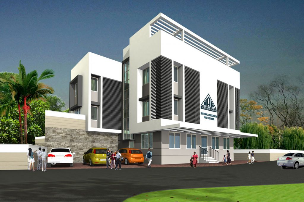 NAB Kerala New Building